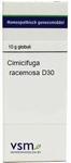 VSM Cimicifuga racemosa D30 globuli 10g