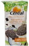 Cereal Rijstwafels met choco en kokos 6st 100g