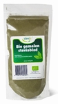 Stevija Steviablad gemalen groen BIO 100g