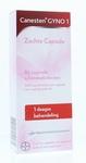 Canesten GYNO 1 vaginaal tablet clotrimazol 500mg