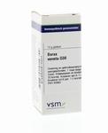 VSM Borax veneta D30 globuli 10g