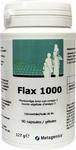 Metagenics Flax 1000 (lijnzaadolie) 90cap