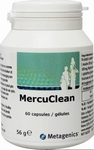 Metagenics Mercuclean 60ca