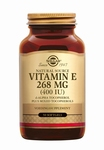 Solgar 3540 Vitamine E 268 mg/400 IU Complex 50caps