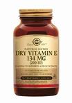 Solgar 3380 Vitamine E 134 mg/200 IU Dry (Droge vorm) 50caps