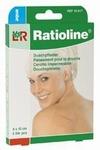 Ratioline Aqua douchepleisters 5x7cm 5st