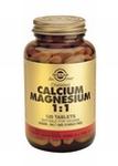 Solgar 0505 Chelated Calcium/Magnesium 1:1 240tabl