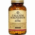 Solgar 0521 Calcium Magnesium plus Zinc 250tabl