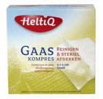Heltiq Gaascompressen 5x5cm 16st
