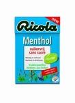 Ricola Menthol suikervrij 50g
