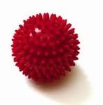 Sissel 161009 Spiky ball rood 9cm 2st