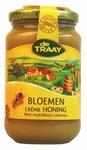 Traay Bloemenhoning creme 450g