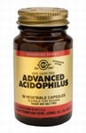 Solgar 0018 Advanced Acidophilus 100caps