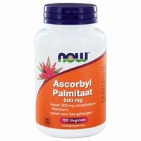 NOW Ascorbyl palmitaat 500mg 100vc