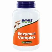 NOW Enzymen complex 800mg 180tab