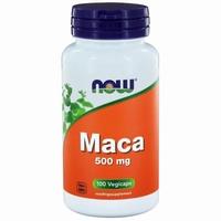 NOW MACA 500mg 100cap
