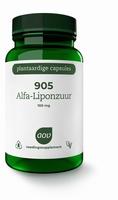 AOV  905 Alfa-Liponzuur 60cap