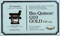 Pharma Nord Bio Quinon gold 100mg 150caps