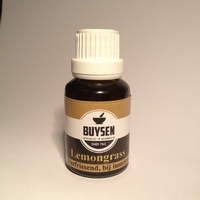 Buysen Citronella etherische olie Lemongrass 20ml