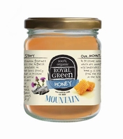 Royal Green Mountain honey 250g