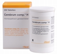 Heel Cerebrum compositum H 250tab