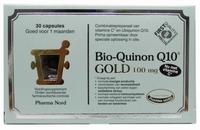 Pharma Nord Bio-Quinon active Q10 Gold 100mg  30gcaps