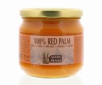 Aman Prana rode palmolie Bio extra virgin 325ml