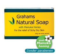 Grahams Soap 100g