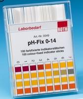 Roth Indicatorstaafjes pH-Fix 0-14 100st