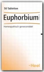 Heel Euphorbium compositum H  50tab