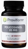 Proviform Policosanol 20mg 60vcaps