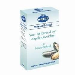 wapiti mossel extract 60caps