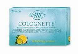 4711 Colognettes lemon 20st