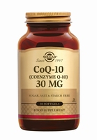 Solgar 0945 Co-Enzyme Q-10 30 mg 30caps