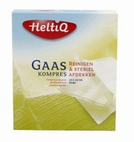 Heltiq Gaascompressen 10x10cm 10st