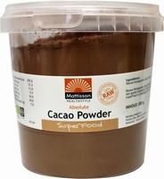 Mattisson Cacao poeder BIO 300g