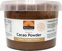 Mattisson Cacao poeder BIO 100g