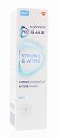 Sensodyne Pro Glasur strong and white tandpasta 75ml