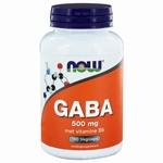 NOW GABA 500mg 100cap