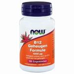 NOW Vitamine  B12 geheugenformule 1000mcg 100zt
