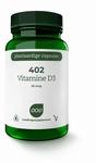 AOV  402 Vitamine D3 25 mcg 60cap