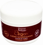 Douce nature Argan voedende creme 200ml