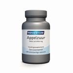 Nova Vitae Appelzuur 800mg Malic acid 100caps
