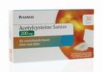 Actavis Acetylcysteïne 200mg 30bruistabl