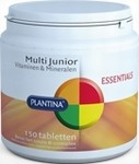Plantina Multi junior 150tab