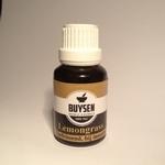 Buysen Citronella etherische olie Lemongrass 20ml