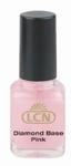 LCN Diamond pink base coat 8ml