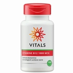 Vitals Vitamine B12 methyl 1000 mcg 100zt