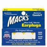 Mack's Earplugs 4st