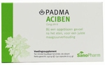 Sanopharm Padma aciben 40cap